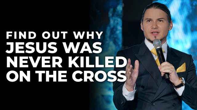Find Out Why Jesus Was Never Killed O...