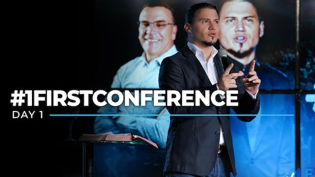 #1First Encounter Conference - Part 1