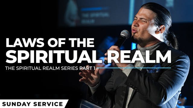 The Spiritual Realm - Part 1