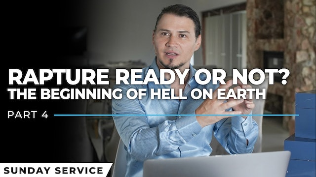 Rapture Ready Or Not Part 4 - The Beginning Of Hell On Earth Session 2