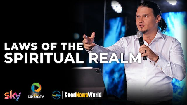 Laws Of The Spiritual Realm