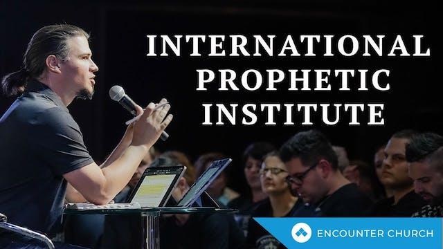 Prophetic Institute Launch