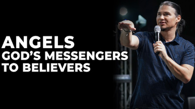 God's Messengers To Believers   Angels