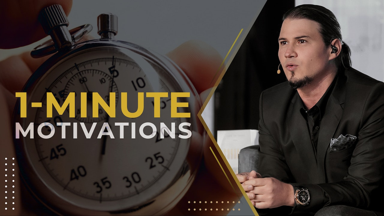 One Minute Motivations
