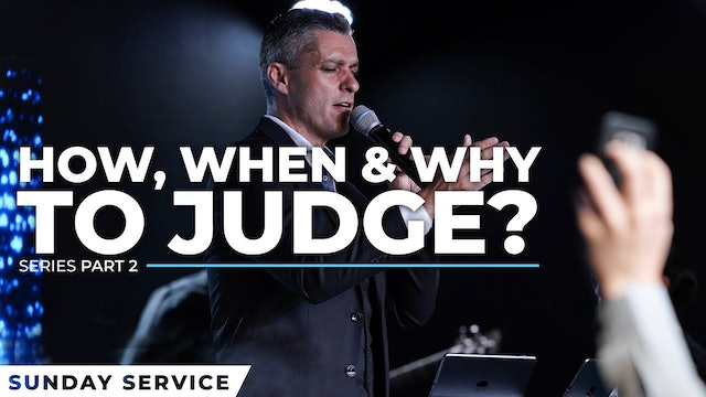How, When & Why to Judge? - Part 2