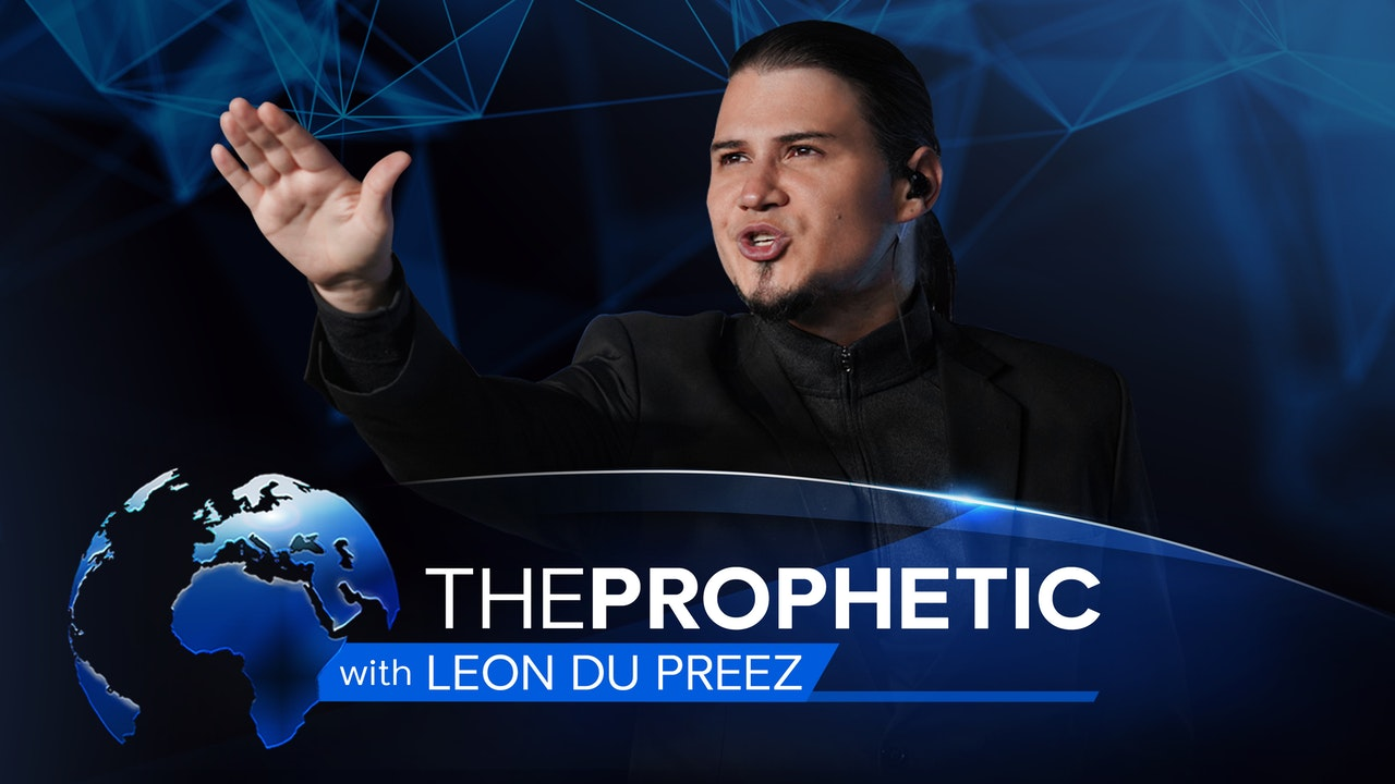 Prophetic Encounter With Leon du Preez