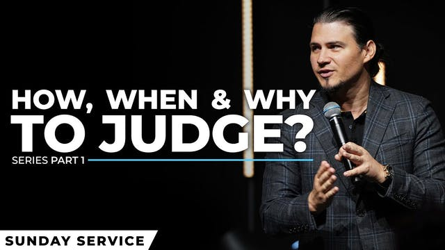 How, When & Why to Judge? - Part 1