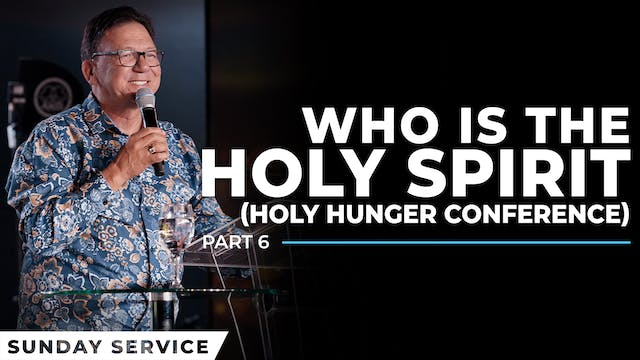 Who Is The Holy Spirit | Holy Hunger ...