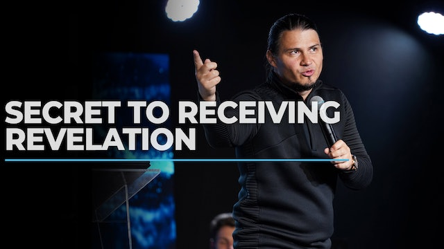 Secret To Receiving Revelation