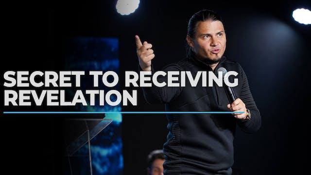 Secret To Receiving Revelation