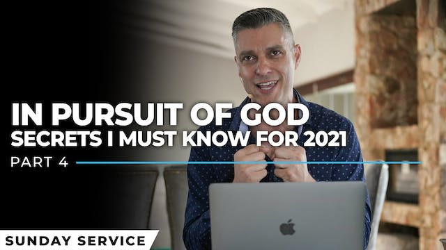 In Pursuit Of God | Secrets I Must Kn...