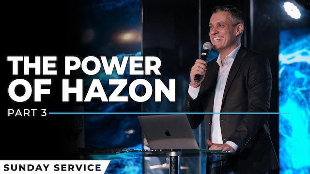 The Power Of Hazon
