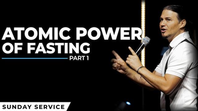 Atomic Power Of Fasting   Leon Du Preez