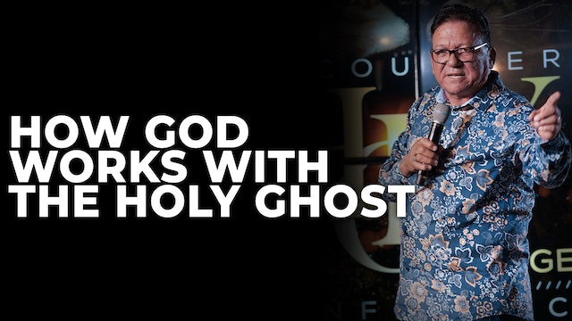 How God Works With The Holy Ghost | Holy Huner Conference
