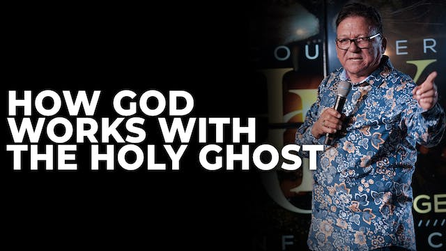 How God Works With The Holy Ghost | H...
