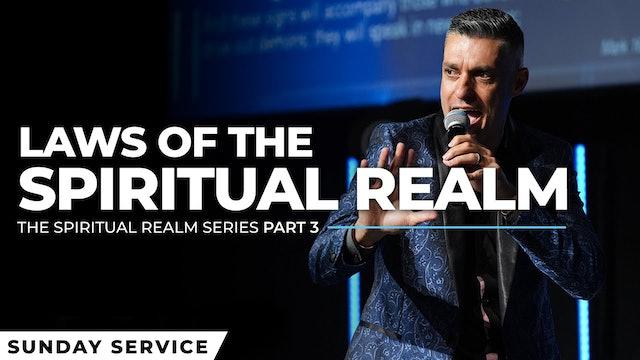 The Spiritual Realm - Part 3