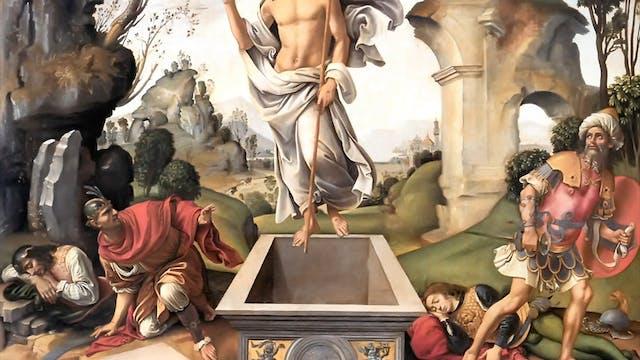 09 Descendió a los infiernos, al tercer día resucitó de entre los muertos