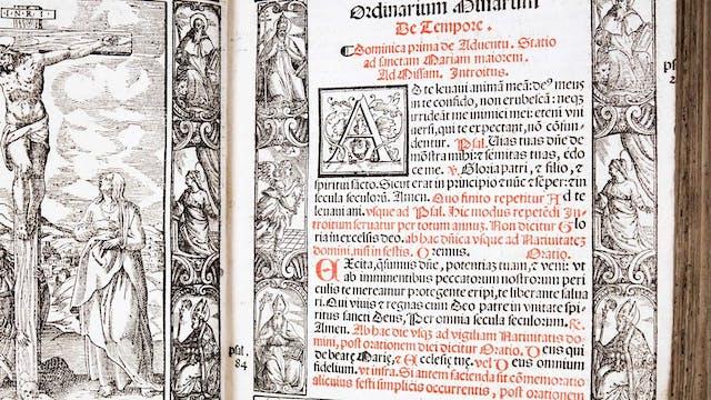 05 De Lutero a Marx - El Concilio de Trento