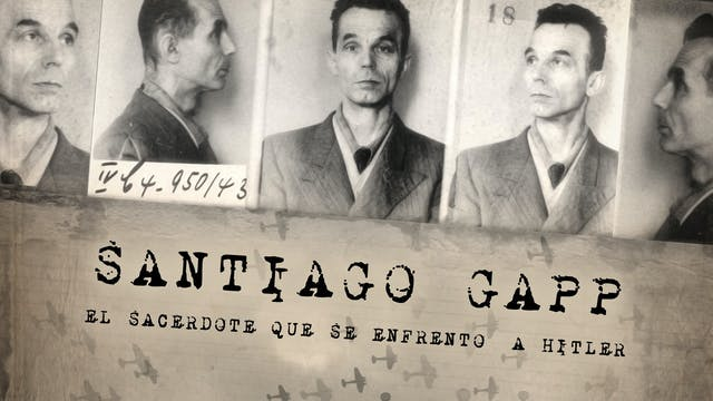SANTIAGO GAPP