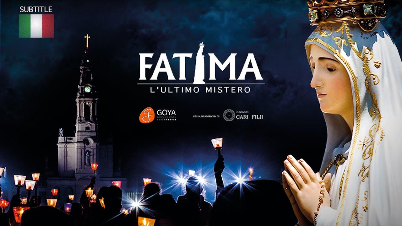 Fatima, l'ultimo mistero (v.o. Italian subtitles)