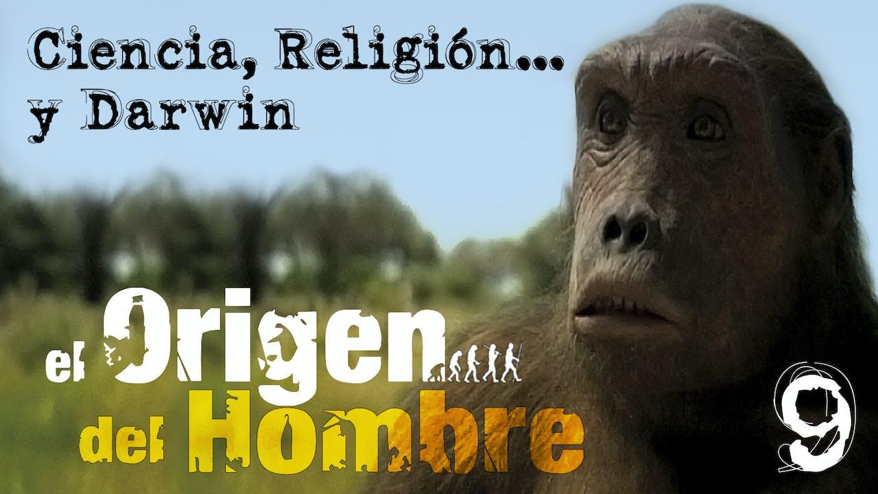 Ciencia, Religión... y Darwin