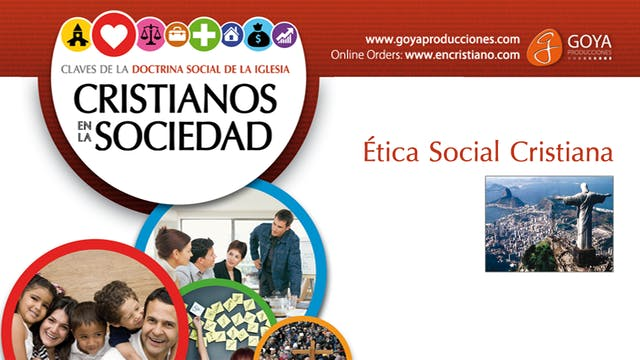 Ética Social Cristiana