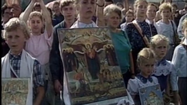 8. Unión con la Virgen