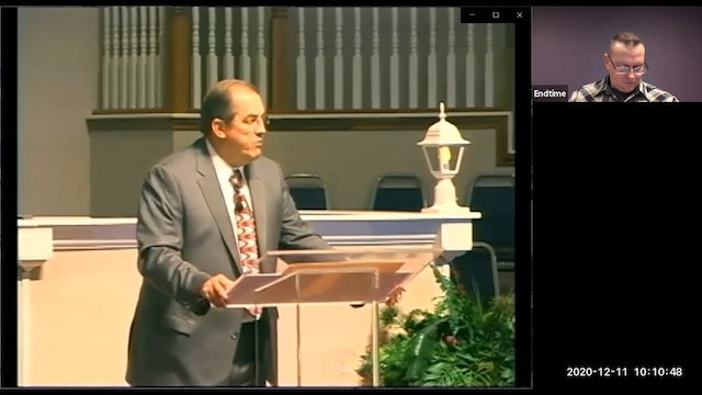 12/11/2020 - Understanding the Bible L02 with Doug Norvell