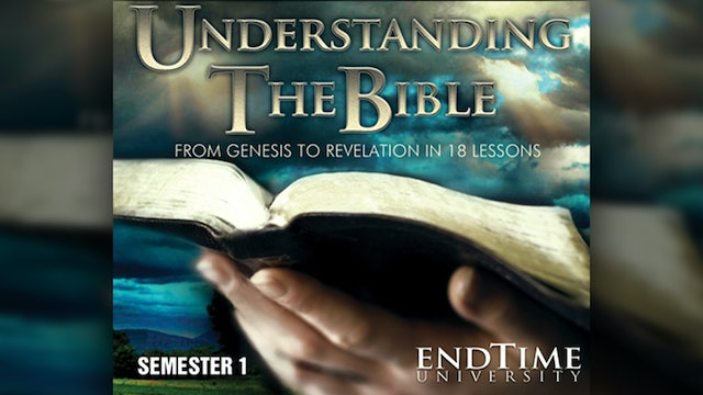 Understanding the Bible - Overview