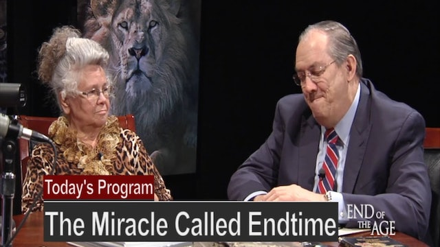 The Miracle Called Endtime 1