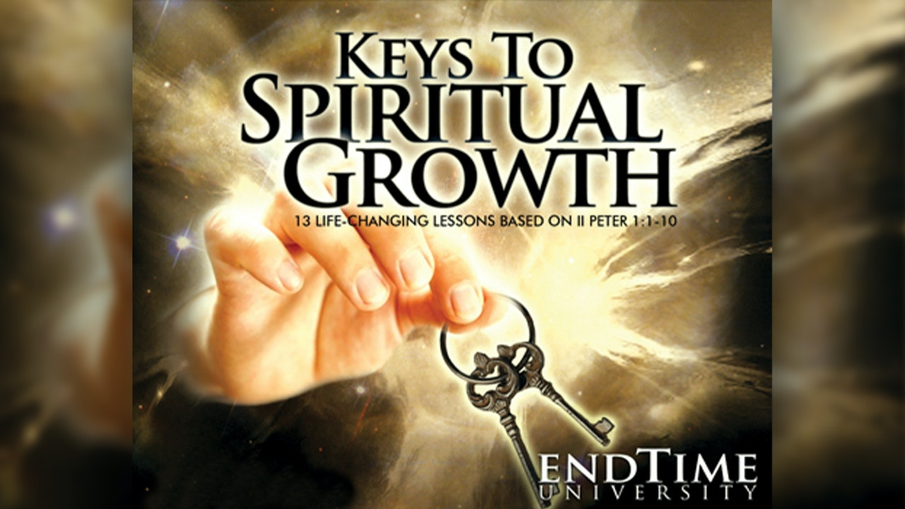 Keys to Spiritual Growth