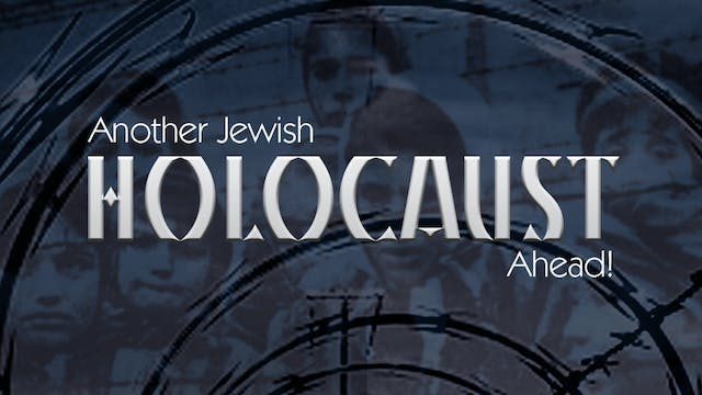 Another Jewish Holocaust Ahead