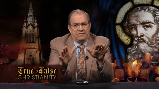 True vs False Christianity Spanish