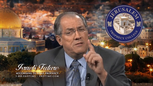 Israel's Future According the Bible Prophecy Spanish