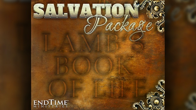 Salvation Series Workbook