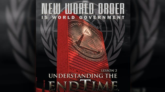 New World Order is World Government