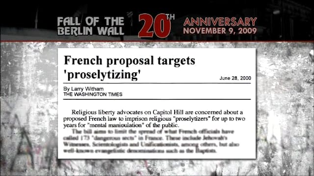 The Berlin Wall in Bible Prophecy 3
