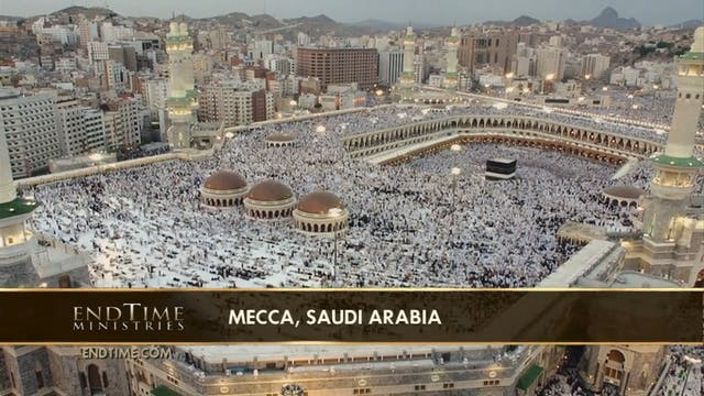 Islam in Bible Prophecy Arabic