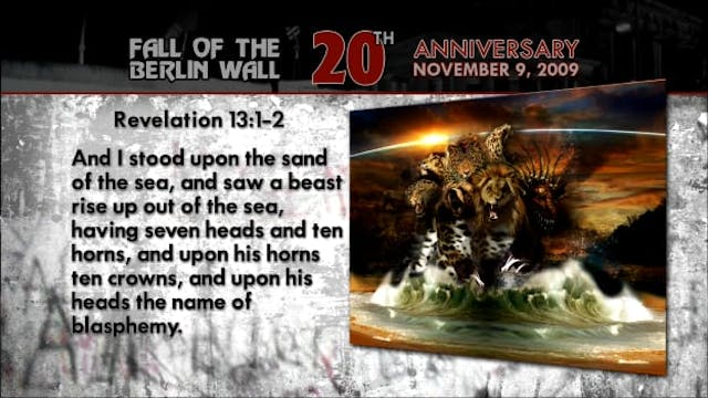 The Berlin Wall in Bible Prophecy 2