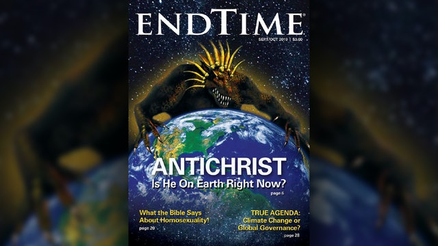 Antichrist: Is He on Earth Right Now?