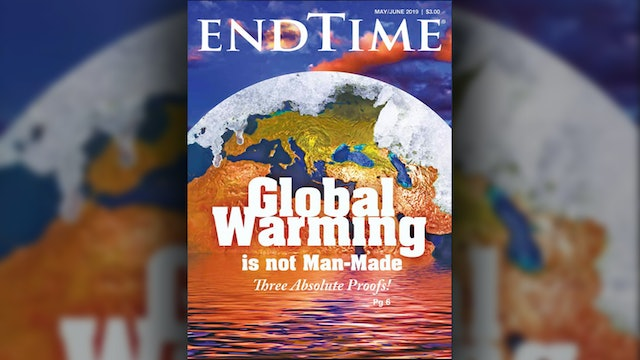 Global Warming is not Man-Made: Three Absolute Proofs!