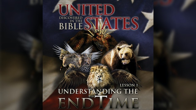 United States Discovered in the Bible
