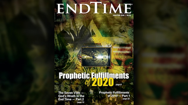 Prophetic Fulfillments of 2020