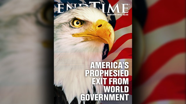 America's Prophesied Exit From World Government