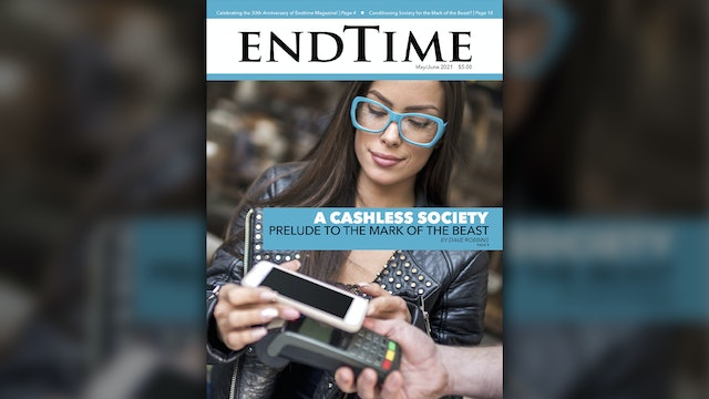 A Cashless Society - Prelude to the Mark of the Beast