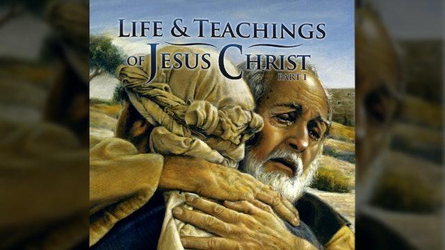 Jesus Chooses 12 Apostles and the Beatitudes