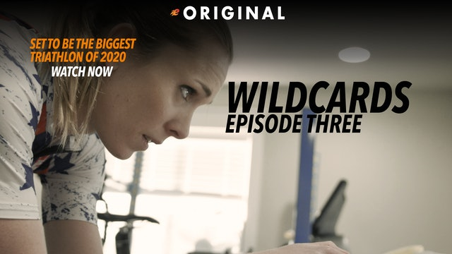 Wildcards. Ep3 - Middle Distance and Newcomers