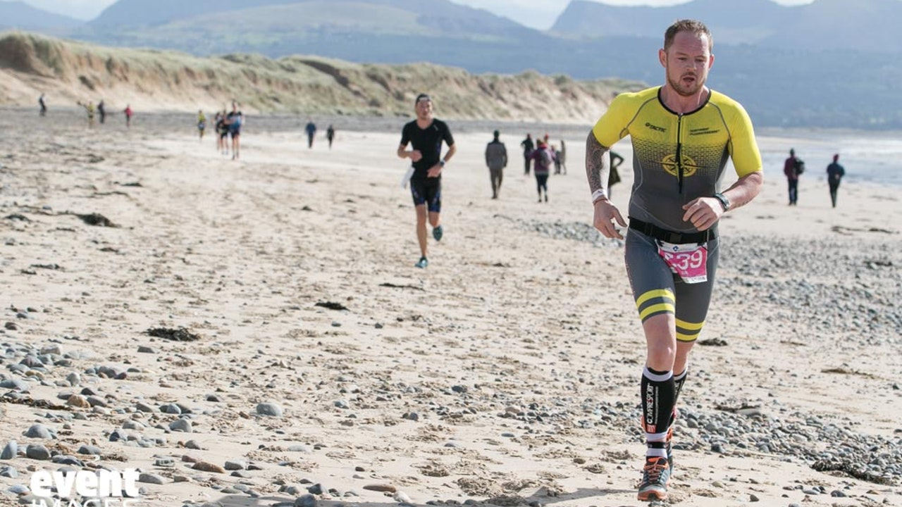 Superfeet Sandman Triathlon 2018 (Welsh Super Series)