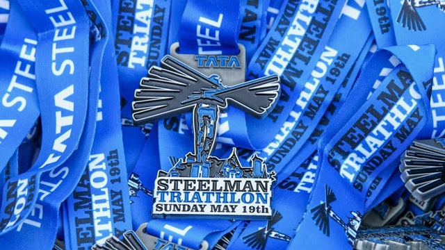 TATA Steelman Triathlon 2019 (Round 2 Welsh Triathlon Super Series)