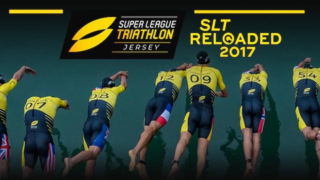 Super League Triathlon Jersey 2017